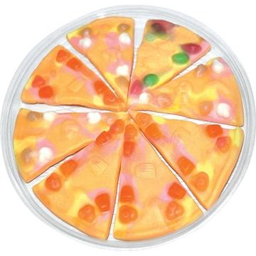 Billede af BIP Gummi Zone Mega Pizza 120 g.