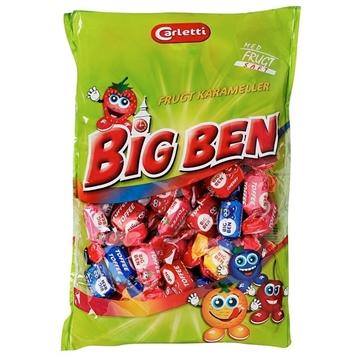 Billede af Carletti Big Ben Frugt 450 g.