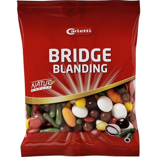 Billede af Carletti Bridge Mix 165 g.