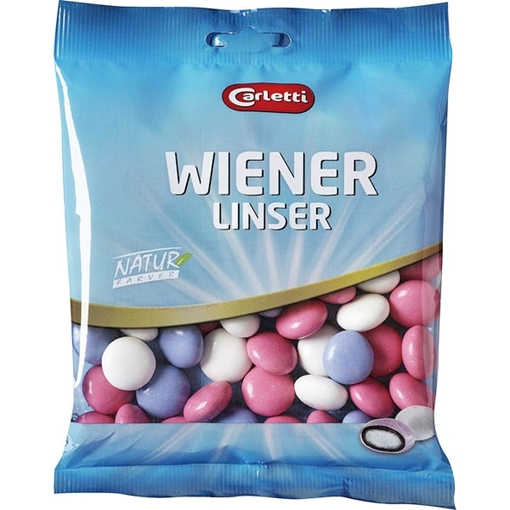 Billede af Carletti Wiener Linser 170 g.