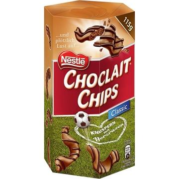 Billede af Choclait Chips Classic 115 g.