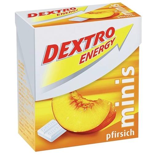 Billede af Dextro Energy Minis Fersken 50 g.