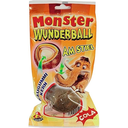 Billede af DOK Monster Magic ball på en pind Cola 80 g.