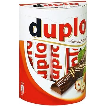 Billede af Ferrero Duplo 10er Multipack 182 g.