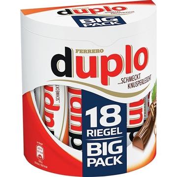 Billede af Ferrero Duplo 18er Multipack 327 g.