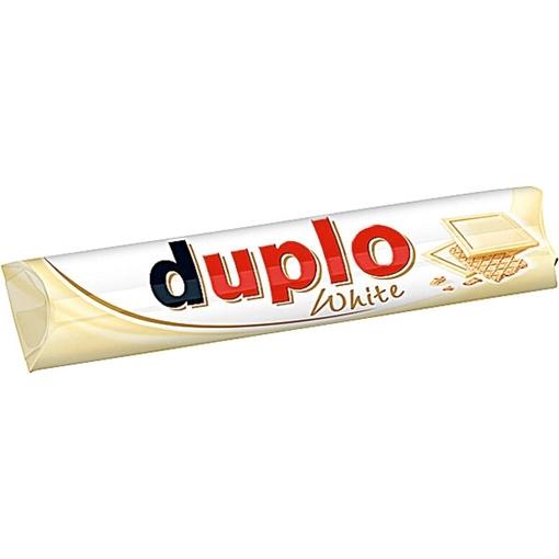 Billede af Ferrero Duplo White Einzelriegel Limited Edition 18,2 g.