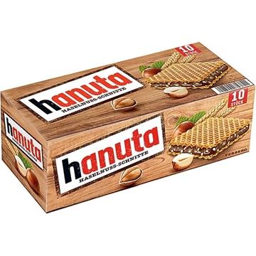 Billede af Ferrero Hanuta 10er 220 g.