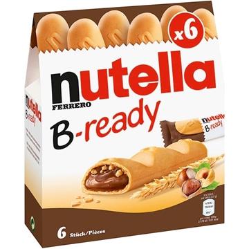 Billede af Ferrero Nutella B-ready 132 g.