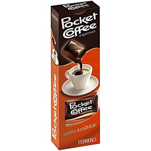 Billede af Ferrero Pocket Coffee 5er 62 g.