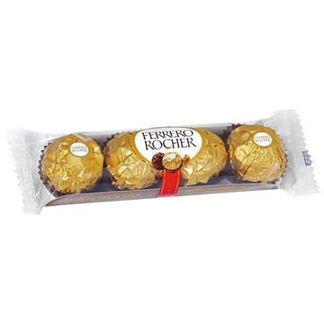 Billede af Ferrero Rocher 4er 50 g.