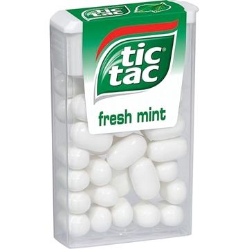 Billede af Ferrero Tic Tac Frisk Mint 18 g.