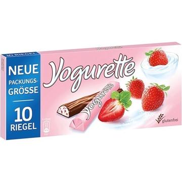 Billede af Ferrero Yogurette Jordbær 125 g.