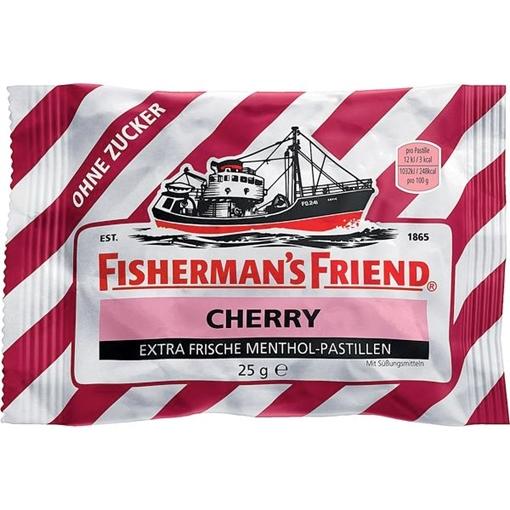 Billede af Fishermans Friend Kirsebær 25 g.