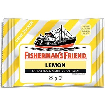 Billede af Fishermans Friend Lemon 25 g.