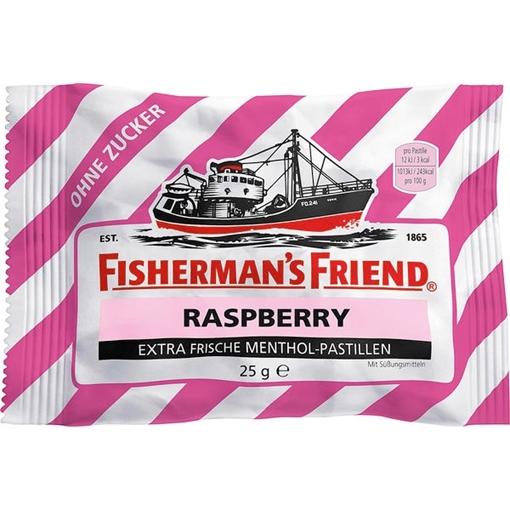 Billede af Fishermans Friend Hindbær 25 g.