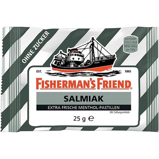 Billede af Fishermans Friend Salmiak 25 g.
