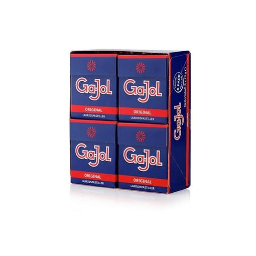 Billede af Ga-Jol Blå 8-Pack 184 g.