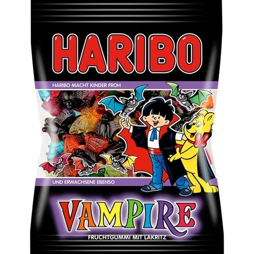Billede af Haribo Bunte Vampire 200 g.