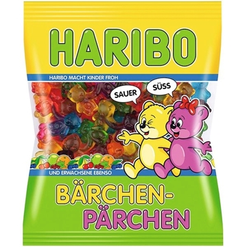 Billede af Haribo Bärchen Pärchen 175 g.