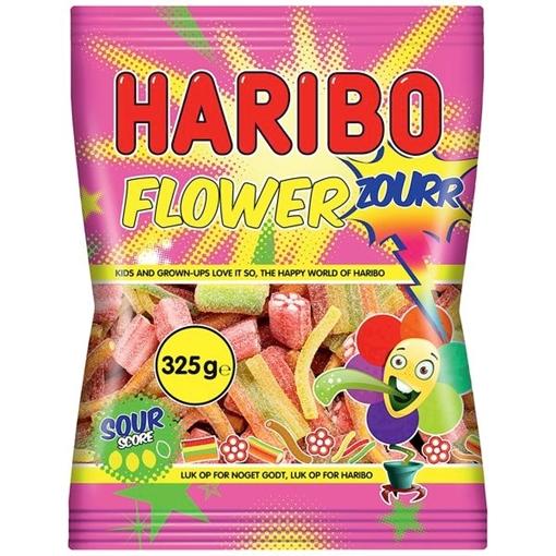 Billede af Haribo Flower Zourr 325 g.