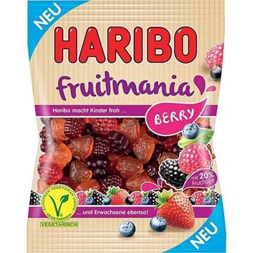 Billede af Haribo Fruitmania Berry 175 g.