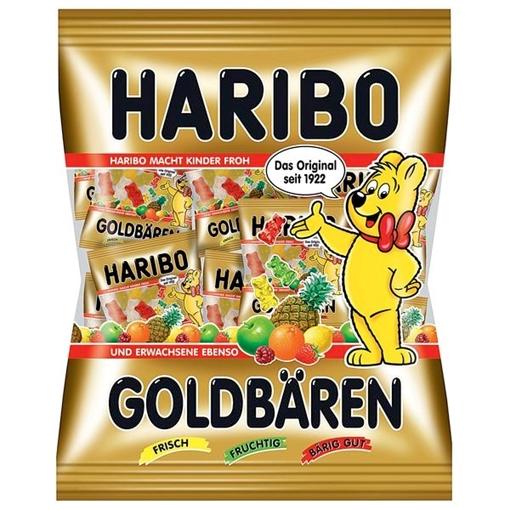Billede af Haribo Goldbären-Minis 250 g.