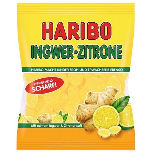 Billede af Haribo Ingwer Zitrone 175 g.