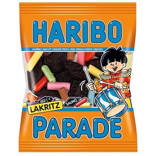 Billede af Haribo Lakritz Parade 200 g.