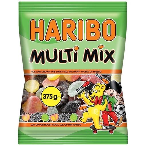 Billede af Haribo Multi Mix 375 g.