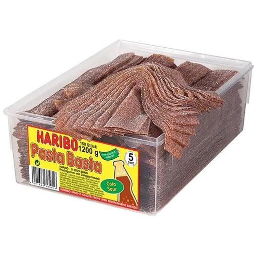 Billede af Haribo Pasta Basta Cola Sur 1125 g.