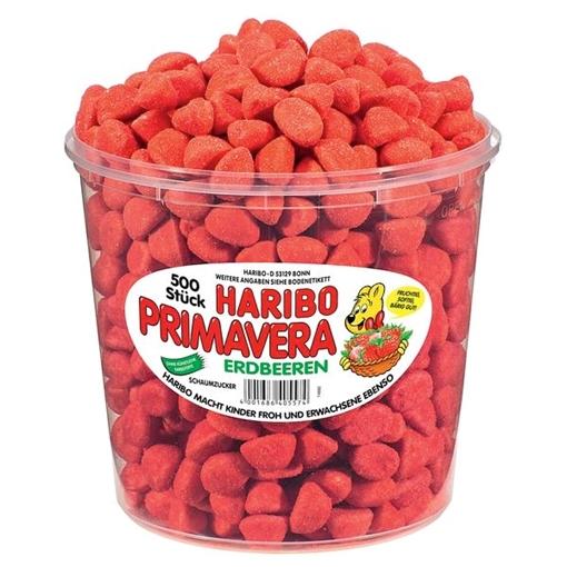 Billede af Haribo Primavera Erdbeeren 1150 g.