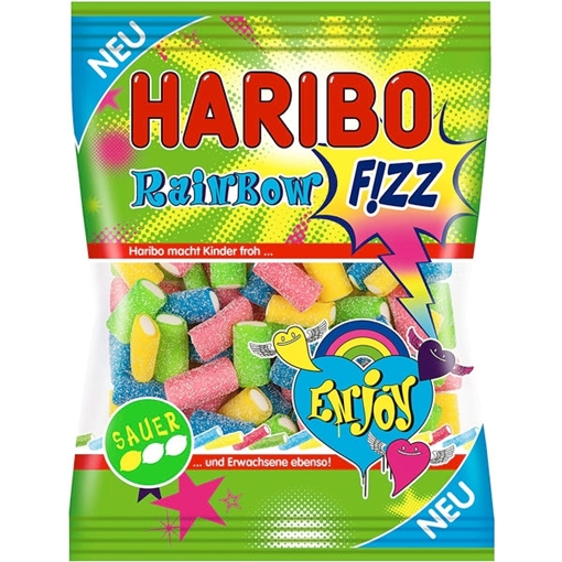 Billede af Haribo Rainbow 175 g.