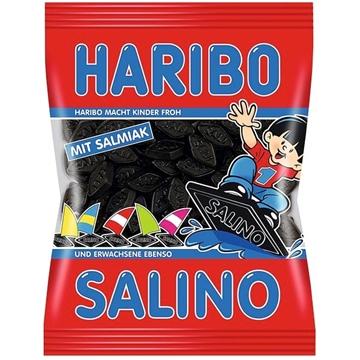 Billede af Haribo Salino 200 g.