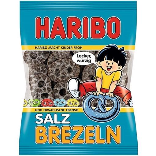 Billede af Haribo Salzbrezeln 200 g.