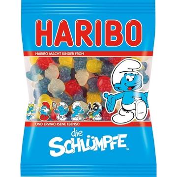 Billede af Haribo Schlümpfe 200 g.