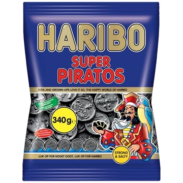Billede af Haribo Super Piratos 340 g.