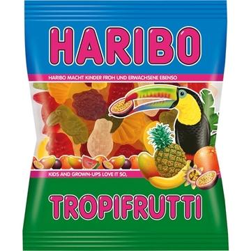 Billede af Haribo Tropi Frutti 200 g.
