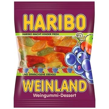Billede af Haribo Weinland Weingummi 100 g.