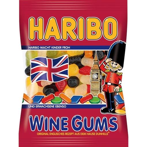 Billede af Haribo Wine Gums 200 g.