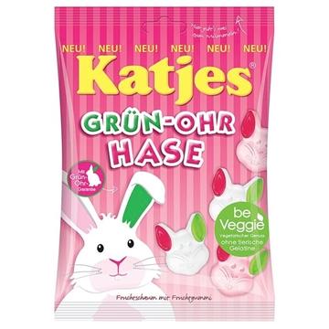 Billede af Katjes Grün-Ohr Hase 200 g.