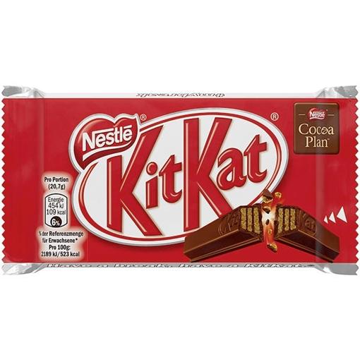 Billede af Kitkat 41,5 g.