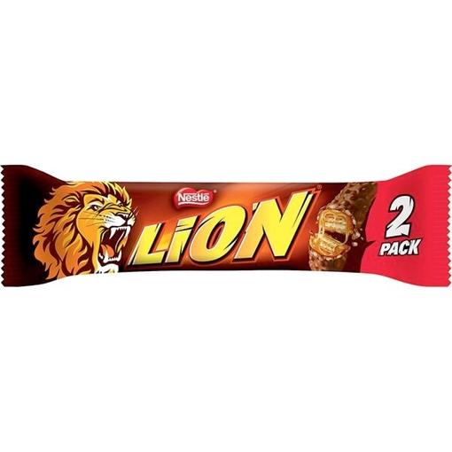 Billede af Lion 2er-Pack 60 g.