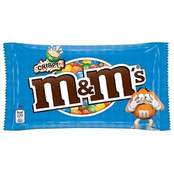Billede af M&M's Crispy 36 g.