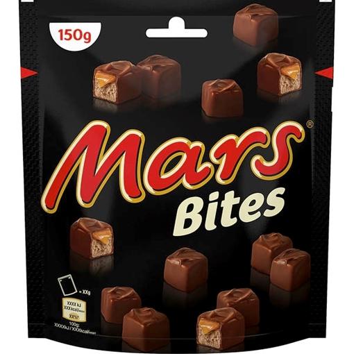 Billede af Mars Bites 150 g.