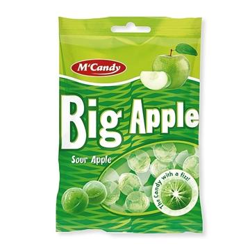 Billede af M'Candy Big Æbel 150 g.
