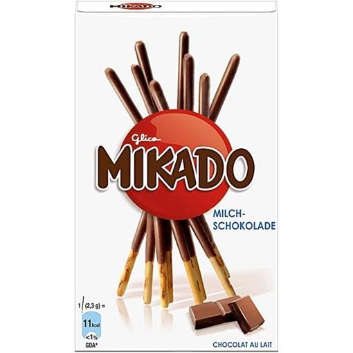 Billede af Mikado Mælke Chokolade 75 g.