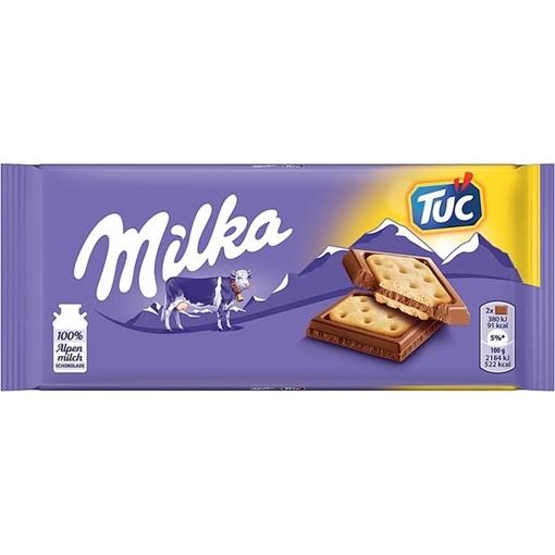 Billede af Milka & Tuc 87 g.