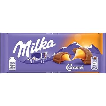 Billede af Milka Caramel 100 g.