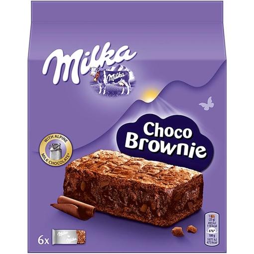 Billede af Milka Choco Brownie 150 g.