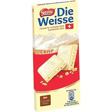 Billede af Nestlé Die Weisse Crisp 100 g.